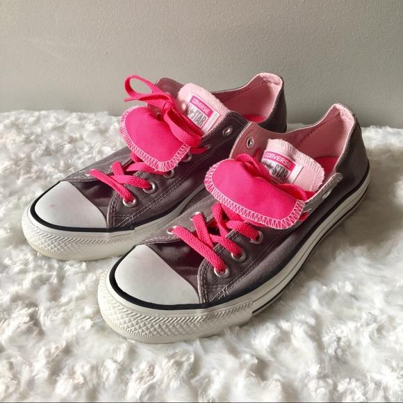 f33017a8037bde Converse Shoes - Converse Chuck Taylor All Star Double Tongue